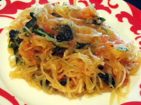 Light and Delicious Spaghetti Squash Recipe