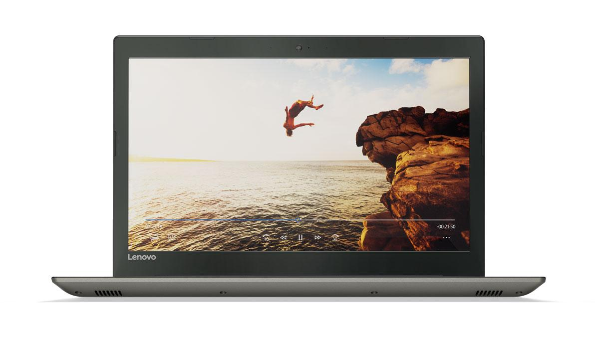 Фото2  Ноутбук Lenovo IdeaPad 520-15 Iron Grey (81BF00JJRA)