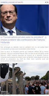NewsInn France- screenshot thumbnail