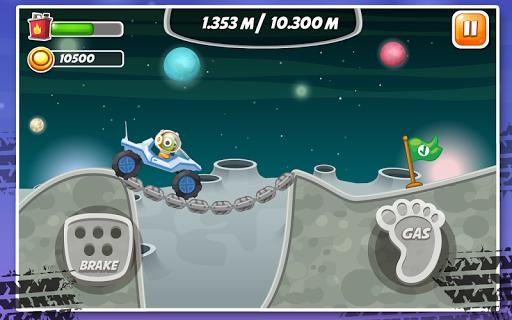 Alien☆Racing - Climb Up Hills