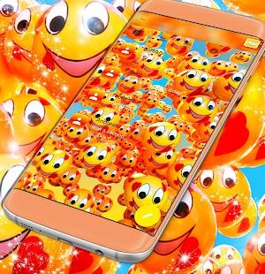 Emoji SMS App - náhled