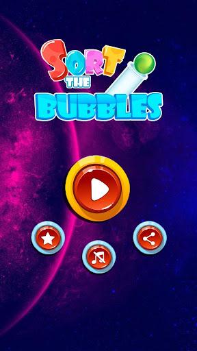 Ball Sort - Bubble Sort Puzzle Game screenshots 1