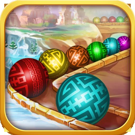 大理石の伝説 - パズルゲーム 解謎 App LOGO-硬是要APP