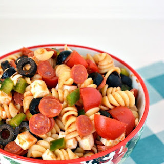 Pasta Salad With Tomato Sauce Recipes