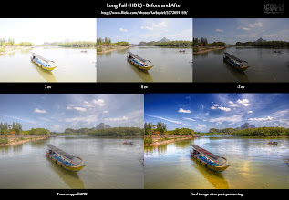 """Photo: Before-and-After: Long Tail (HDR) (Expand for more infos)  What's new? 1. Take my photography poll on using your auto-focus [ http://bit.ly/nu37Ui ] 2. Join The HDR@G+ list at [ http://bit.ly/gphdrlist ]  About this Image This is the Before-and-After comparison of the """"Long Tail"""" shot I posted earlier today. You will find the image here on G+ at [ http://bit.ly/qunYLE ] and on flickr at [ http://bit.ly/fr-longtail ].  Some time ago, I used this image for an article on Integrating Topaz Adjust in your HDR Workflow on the Topaz Labs Pro Insight blog at [ http://bit.ly/tpl-hdr ]. Check it out if you're interested in the technique.  Resources 1. flickr photo page: [ http://bit.ly/fr-longtail ] (lots more behind-the-scenes information) 2. G+ post: [ http://bit.ly/qunYLE ] 3. Before-and-After comparison page: [ http://bit.ly/bna-longtail ]"""