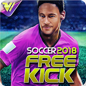 Free Kick 2018 - Mutiplayer Football Game