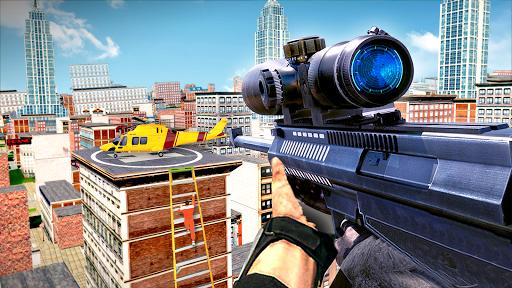New Sniper 3d Shooting 2019 - Free Sniper Games painmod.com screenshots 11