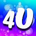 Free Wallpapers - Wallpaper Editor 4K/HD - Walls4U icon