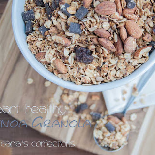 Healthy Quinoa Granola Recipes