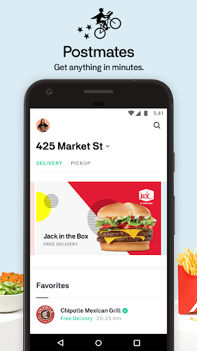 Download Postmates Food Delivery: Order Eats & Alcohol MOD APK 1