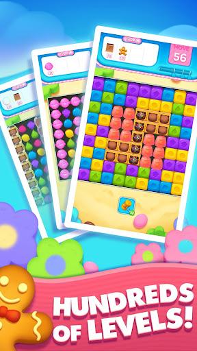 Candy Cube Blast - Free Crush Cookie Legend  screenshots EasyGameCheats.pro 3