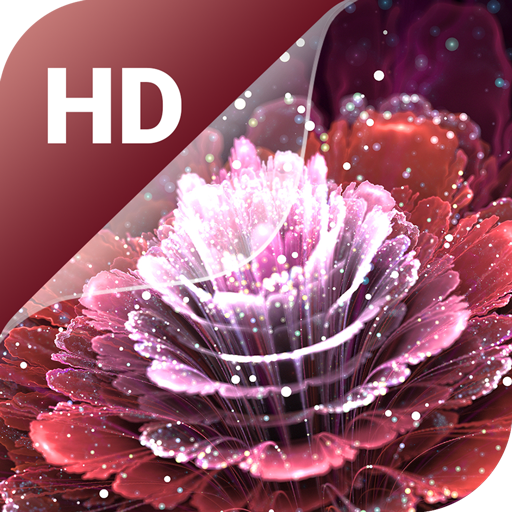 Magic Flowers Live Wallpaper Apps On Google Play