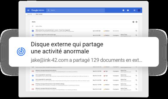 Gmail pour les entreprises