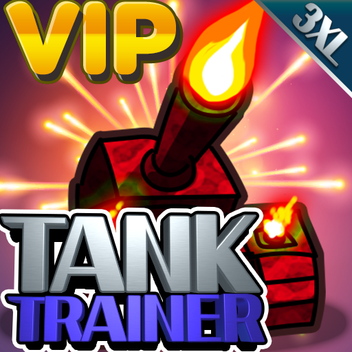 TANK TRAINER (VIP) -  Casual Zombie Hunting Game