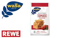 Angebot für Wasa Delicate Crackers Tomato  & Oregano im Supermarkt - Wasa
