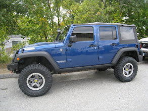 Photo: 3.5 Aev Kit and 35's