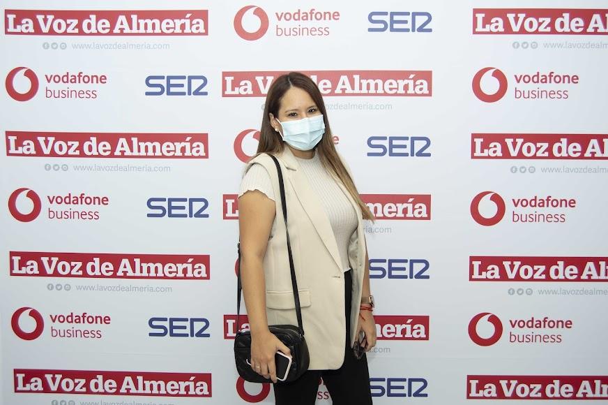 Ariana Ginés Hidalgo abogada del Grupo Lakkun.