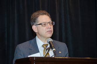 Photo: Dr Dominic Aquila University of St. Thomas Provost and Vice President of Academic Affairs