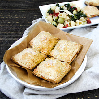 Prosciutto and Collard Green Hand Pies
