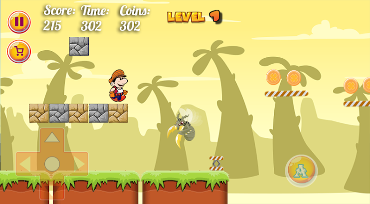 Super Lep's 5 : Adventure screenshot
