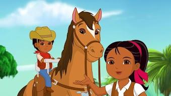 L'Ile des chevaux disparus