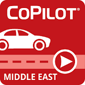 CoPilot Middle East Navigation