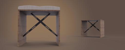 GT catamaran stools