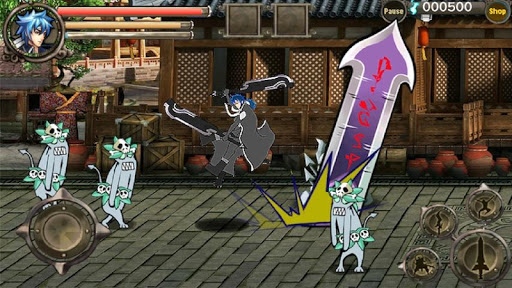 Devil Samurai Ninja Sword