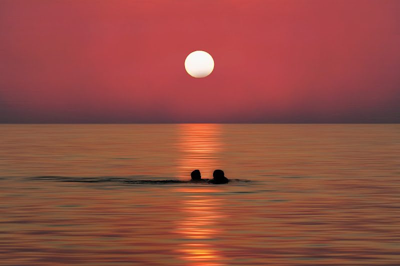 sunset lovers di Rickytre