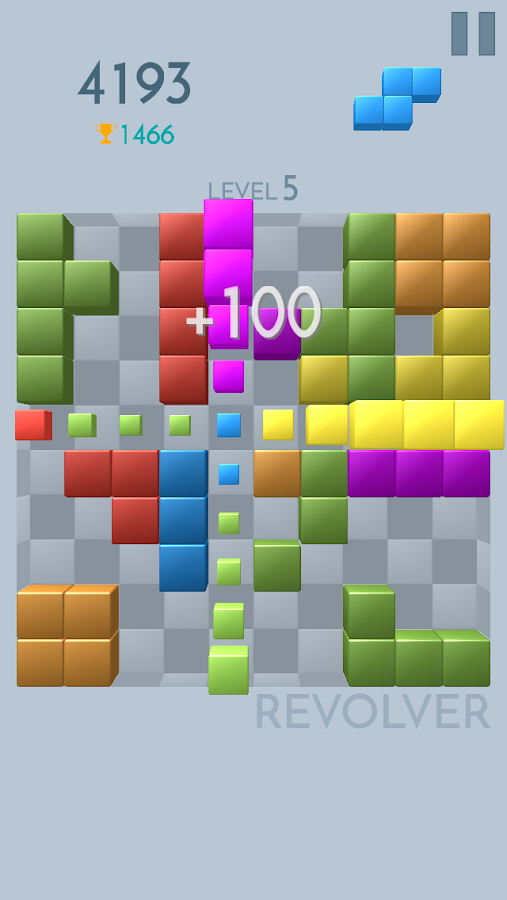 TetroCrate: 3D Block Puzzle- screenshot