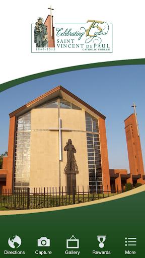 St. Vincent de Paul Houston TX