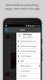 QBE Rugby- screenshot thumbnail