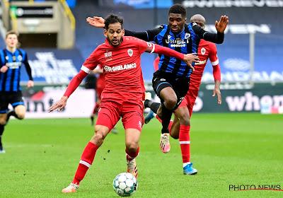 Suivez Antwerp - Club de Bruges en DIRECT commenté