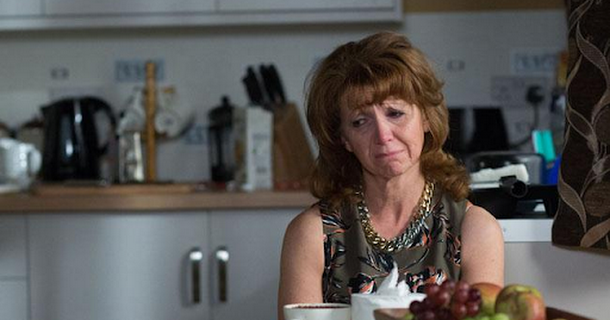Bonnie Langford's 'broken' EastEnders inspiration