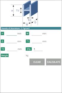 Aluminium Weight - náhled
