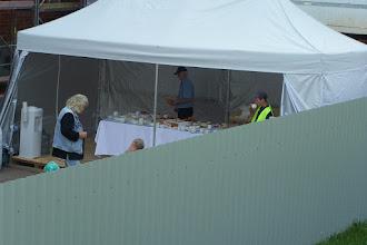 Photo: Так кормят бригаду по ремонту домского собора...
