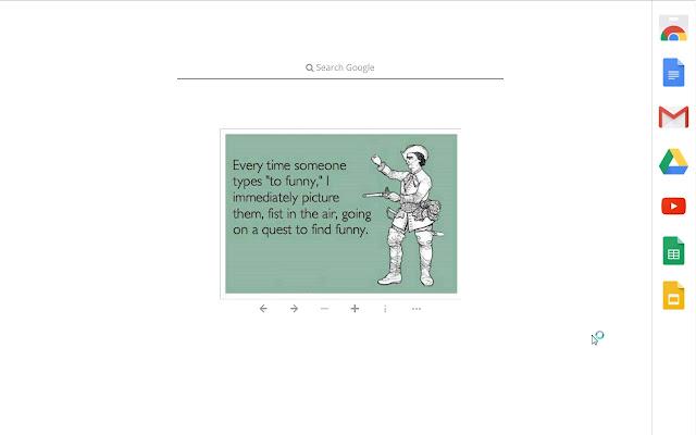 New Tab Memes + Search