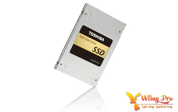 Ổ cứng SSD laptop của Toshiba SSD Q300 Pro