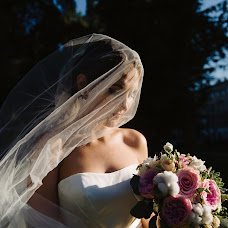 Wedding photographer Eva Moiseeva (Mouseeva). Photo of 21.07.2016