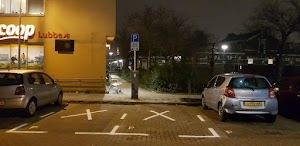 Parkeerplaatsen e-autos