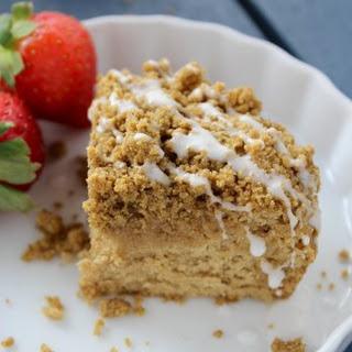 Perfect Gluten Free Coffee Cake.