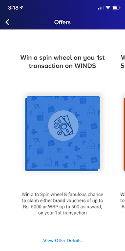 WINDS screenshot 4