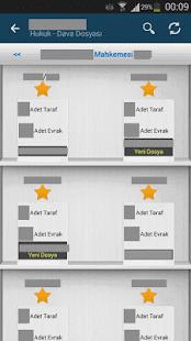 Mobil Avukat Portal - náhled
