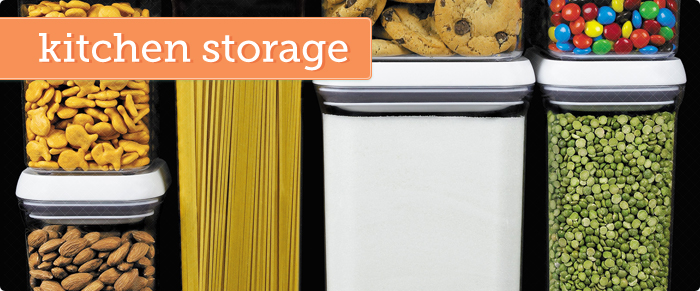 Photo: Kitchen Storage