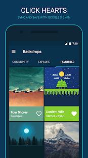 Backdrops - Wallpapers Screenshot 8