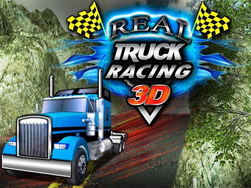 Real Racing 3d Truck Games