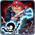 Army vs Zombies : Tower Defense Game icon