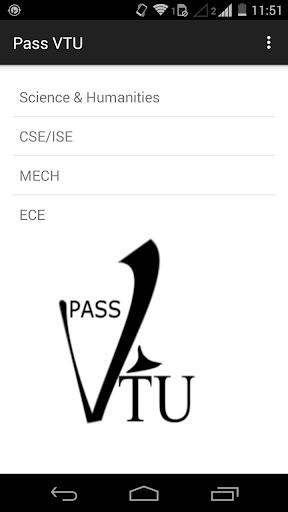 Pass Vtu