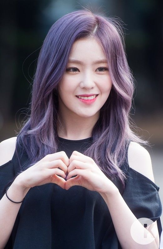 red velvet irene purple
