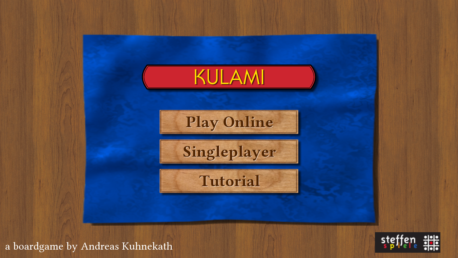 Kulami- screenshot